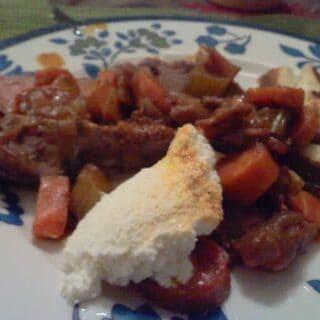 Gourmet Potluck–C'est Possible!