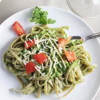 Kale Pesto Recipe and 10 Plus Ways to Use It