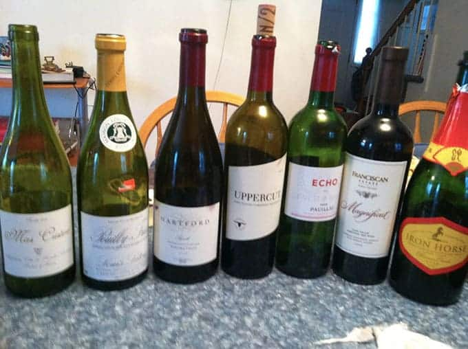 Open That Bottle Night 2013 lineup