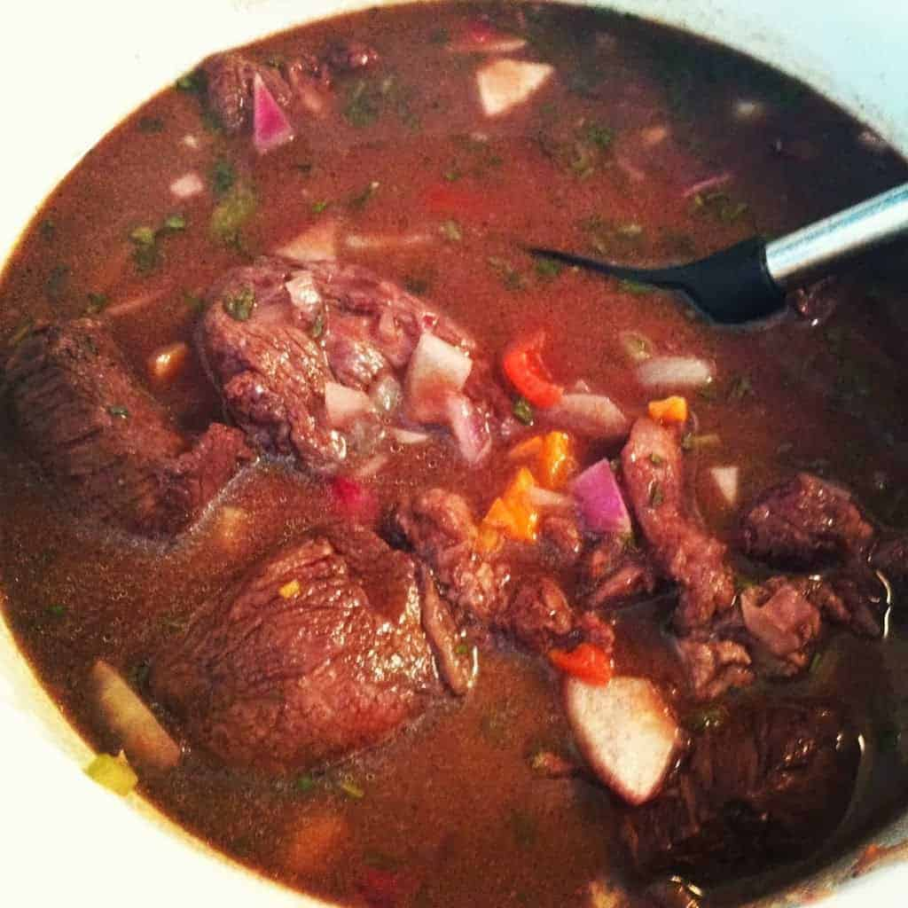 Slow Cooked Tuscan Beef Stew from Cooking Chat.