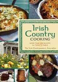 Irish Country Cooking book from post with Irish stew recipe
