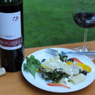 Join us for #winePW 4: Regional Food and Wine Pairings