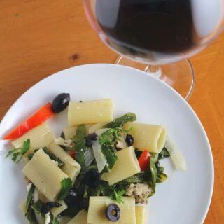Regional Food and Wine Pairings: Preview for #winePW 4