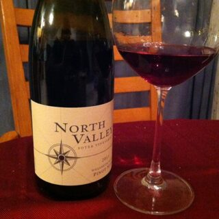 Soter North Valley Pinot Noir -- Cooking Chat Thanksgiving piece