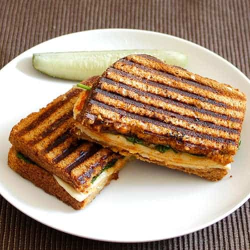 Moroccan Turkey Pannini, Cooking Chat recipe