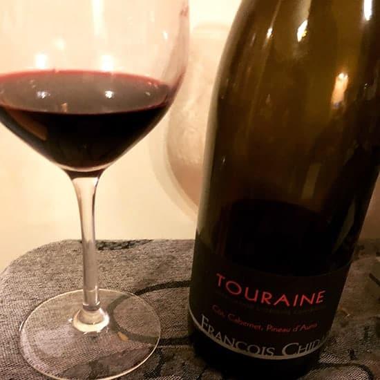 Francois Chidaine Touraine Rouge