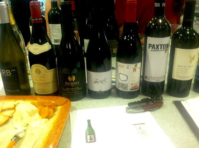 Join us for Open That Bottle Night: preview for Open That Bottle Night #winePW event.