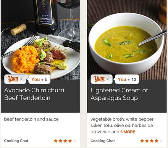 Cooking Chat recipes on Yummly