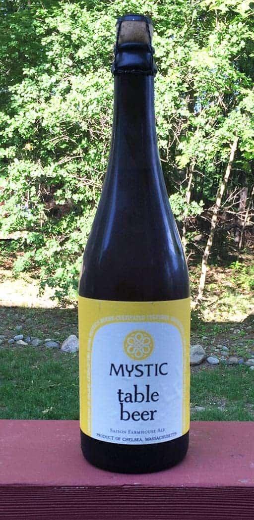 Mystic Brewery Farmhouse Ale