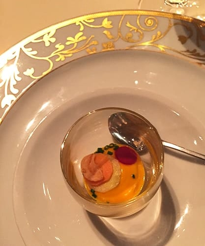 amuse-bouche at Ai Fiori