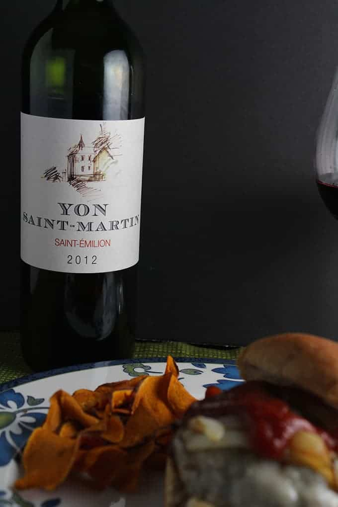 2012 Yon Saint-Martin Saint-Emilion is a good value Bordeaux.