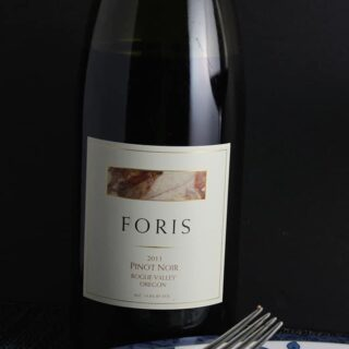 Foris Pinoir paired with Tandoori chicken | cookingchatfood.com