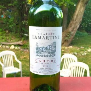 A Cahors Malbec for Grilled Pork Chops
