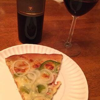Pizza Pairing: Montepulciano D'Abruzzo for #ItalianFWT