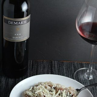 Demarie Barolo, a Cooking Chat October wine pick | cookingchatfood.com