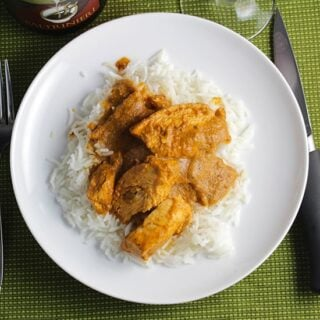 Quick Chicken Tikka Masala with Wine Pairing