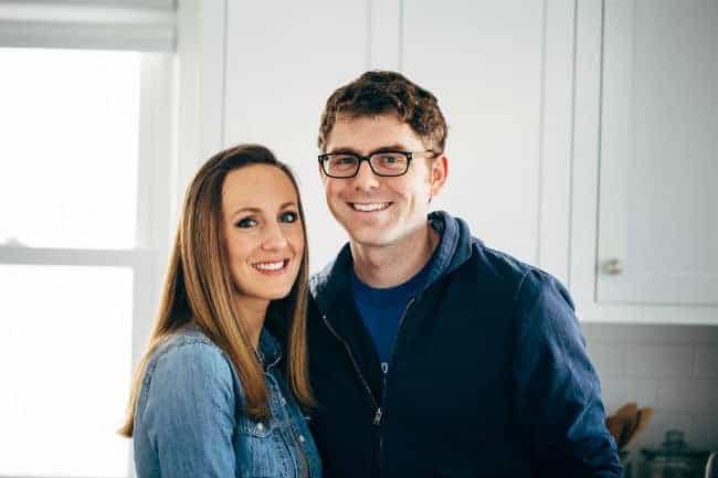 Bjork & Lindsay Ostrom, founders of Food Blogger Pro