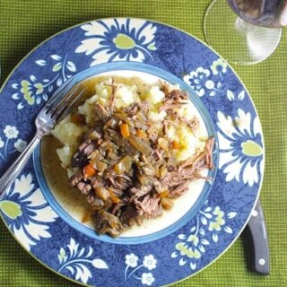 Bordeaux Braised Beef | cookingchatfood.com