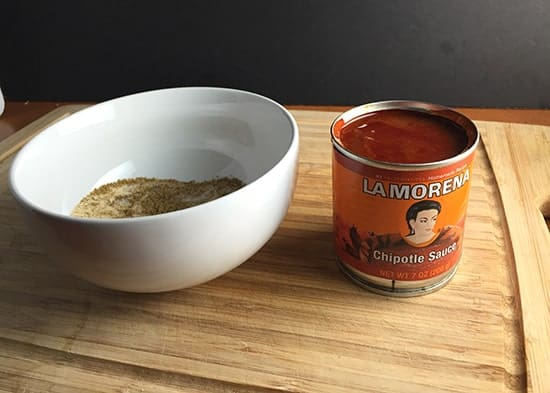 La Morena Chipotle Sauce for Pork Spice Rub | cookingchatfood.com