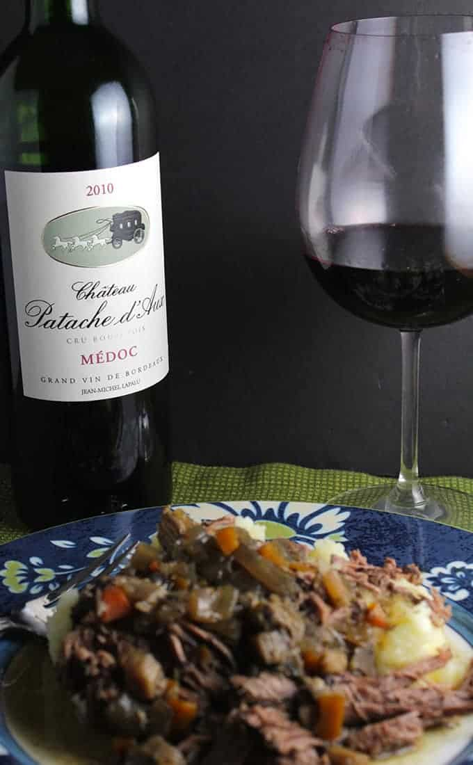 Chateau Patache d'Aux is a delicious Bordeaux that won't break the bank | cookingchatfood.com