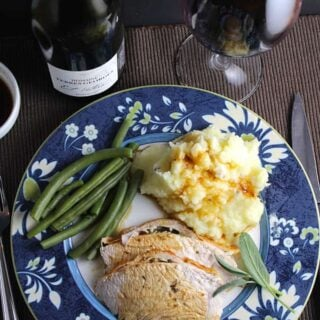 Creative Wine Pairings for Thanksgiving — #winePW
