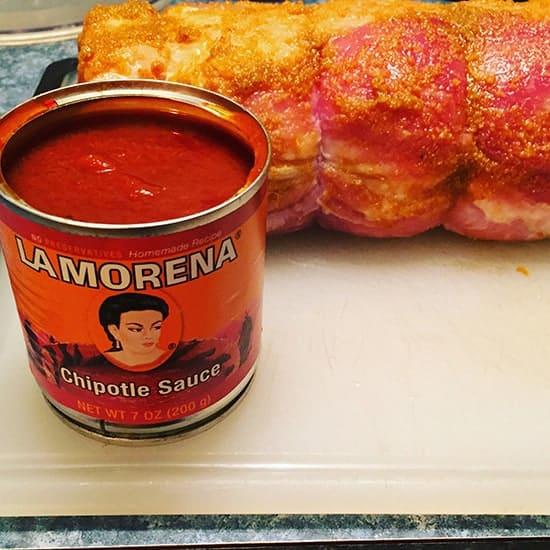 pork roast with La Morena chipotle spice rub | cookingchatfood.com