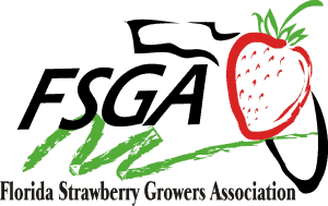 Florida Strawberries Growers Association logo