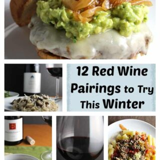 12 Red Wine Pairings to Try This Winter