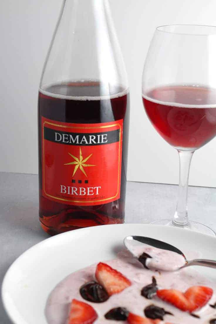 Demarie Birbet is a delicious dessert wine from the Piedmont region of Italy.