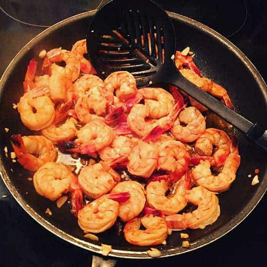 shrimp for jambalaya