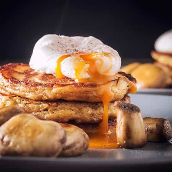 Boxty Irish Potato Pancake from Real Irish Food roundup