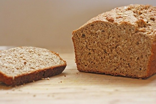 Irish Brown Bread from Everyday Eileen, part of St. Patrick's Day roundup.