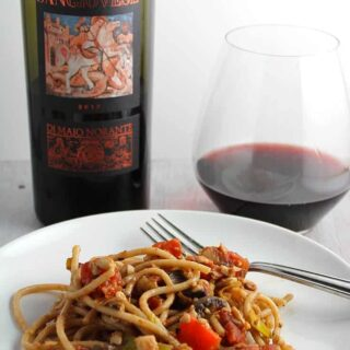 Molise Wine Pairing Surprise for #ItalianFWT