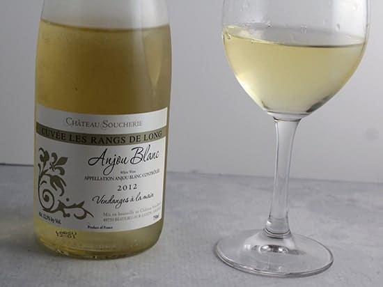 Chateau Souchieres Anjou Blanc White Wine