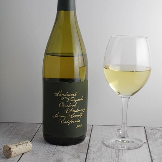 Overlook Chardonnay is a Cooking Chat pick for Chardonnay Day.