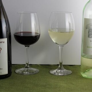 Wine for Enchiladas — Red or White? #winePW