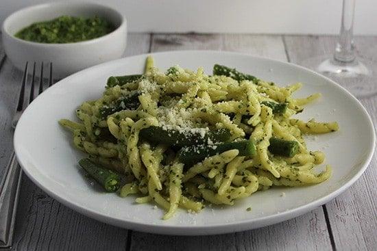 Ligurian Pesto Pasta