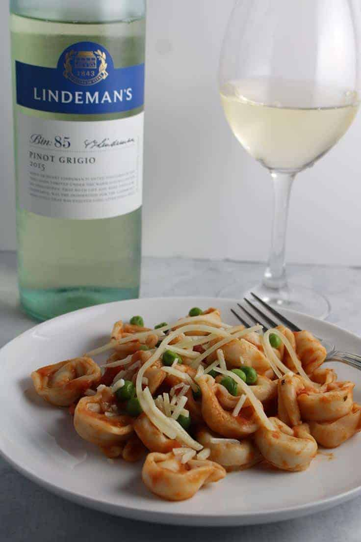Lindeman's Bin 85 Pinot Grigio, from Cooking Chat Summer Wine Values article.