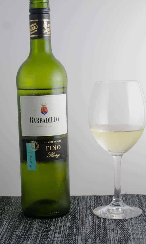 Barbadillo Fino Sherry.