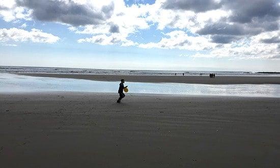 beach in Ogunquit, Maine