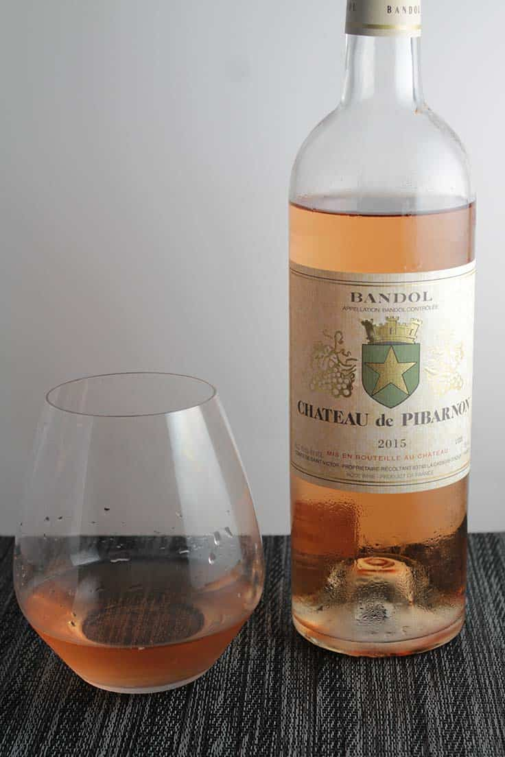 2015 Chateau de Pibarnon rose is a very good wine mentioned in Cooking Chat Gold Medal Wines article.