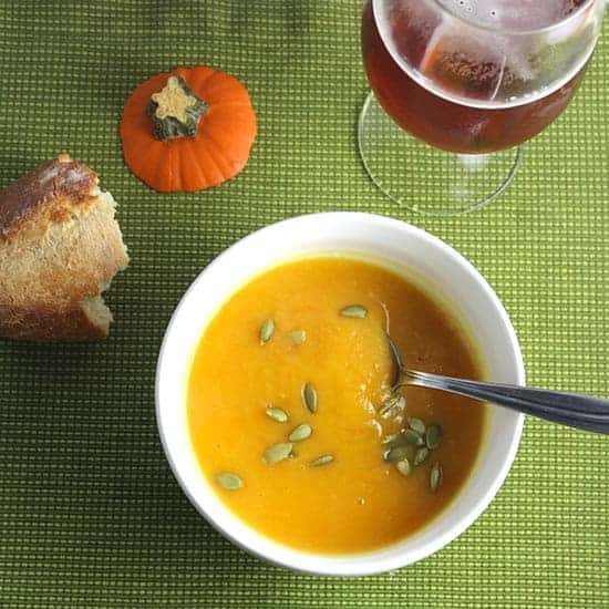 Pumpkin Patch Soup recipe