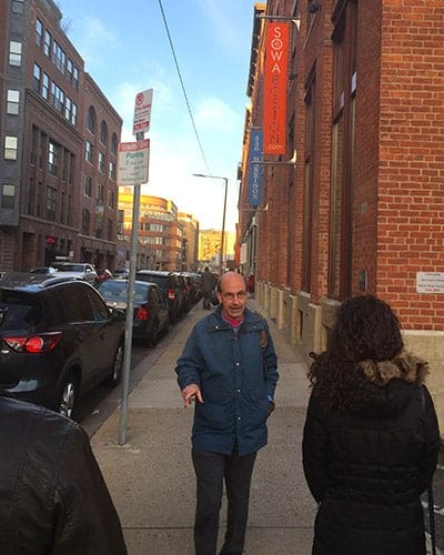 City Wine Tours in Boston's South End