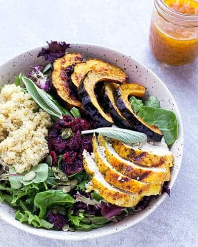 turmeric chicken salad
