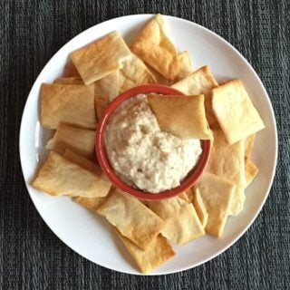 Curried Cauliflower Dip
