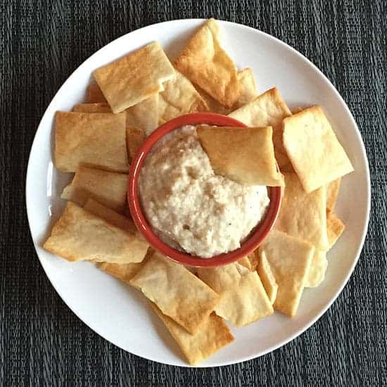 Curried Cauliflower Dip recipe