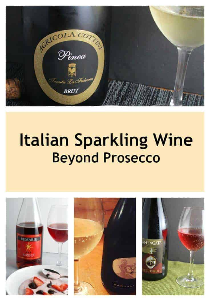 Italian Sparkling Wine Beyond Prosecco article.