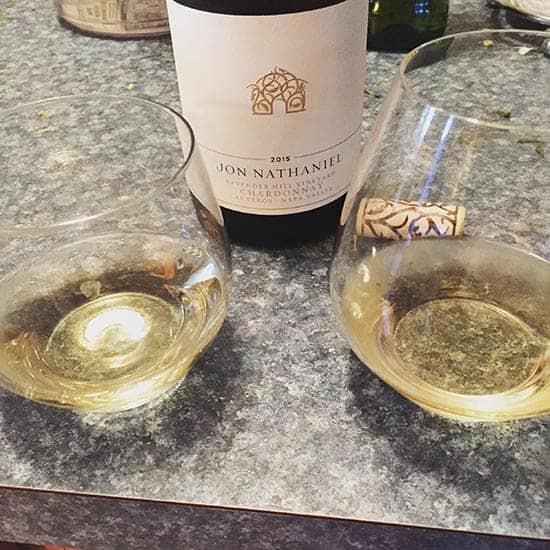 Jon Nathaniel Winery Chardonnay
