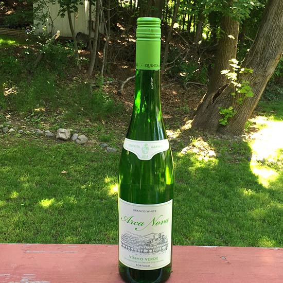 Arca Nova Vinho Verde is a Cooking Chat June Wine Value pick