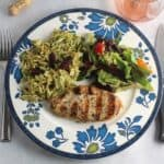 Mediterranean Grilled Chicken recipe